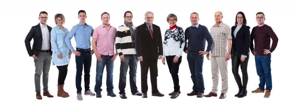 Kandidaten Ortsratswahl Dingelstädt