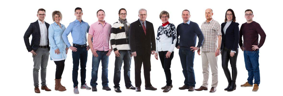 CDU Dingelstädt Kandidaten Ortsrat